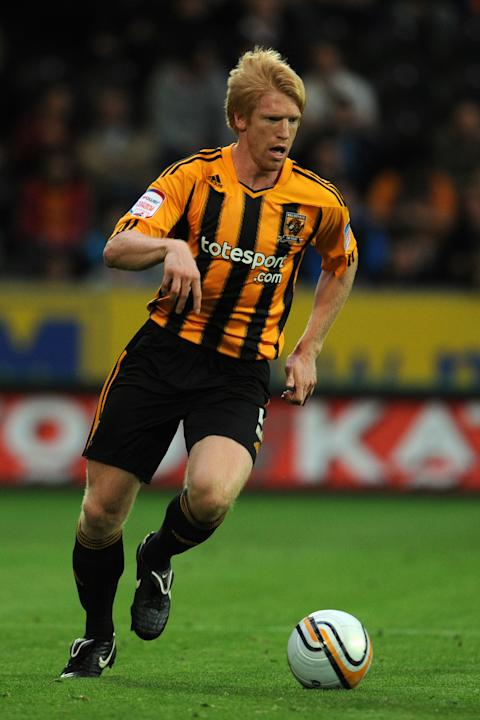 Soccer - Paul McShane File Photo