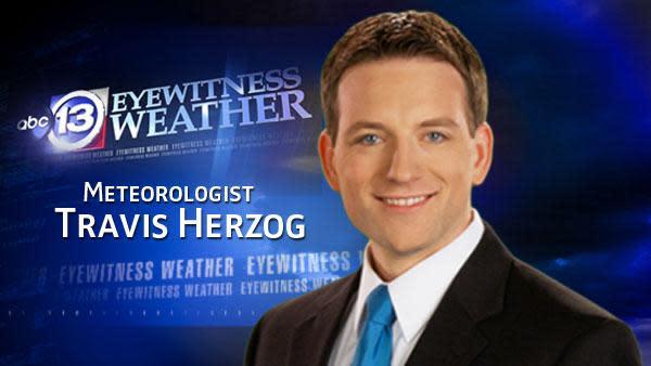 Travis Herzog's Wednesday weather forecast