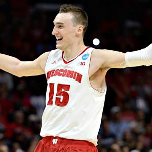 Wisconsin's Sam Dekker Has Plenty Of NBA Potential
