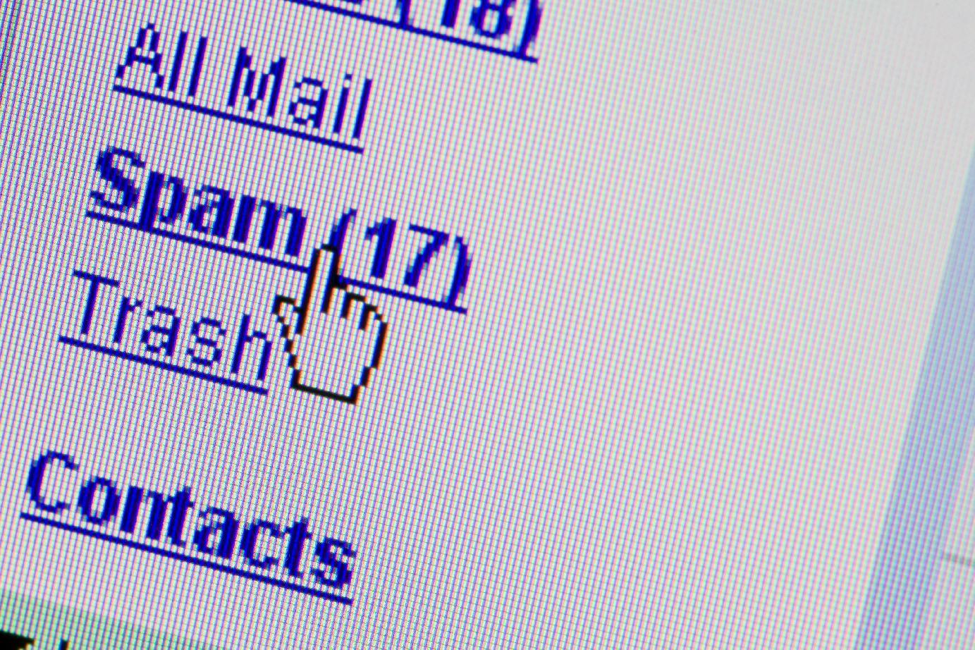 What's the carbon footprint of an email?