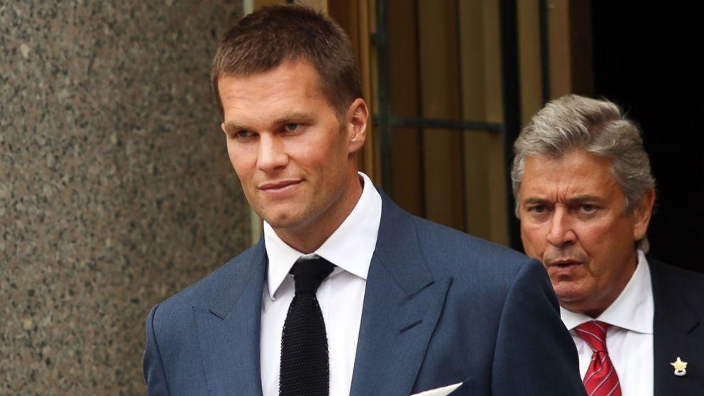 Tom Brady and NFL Fail to Reach Settlement in 'Deflate-Gate' Suspension Decision