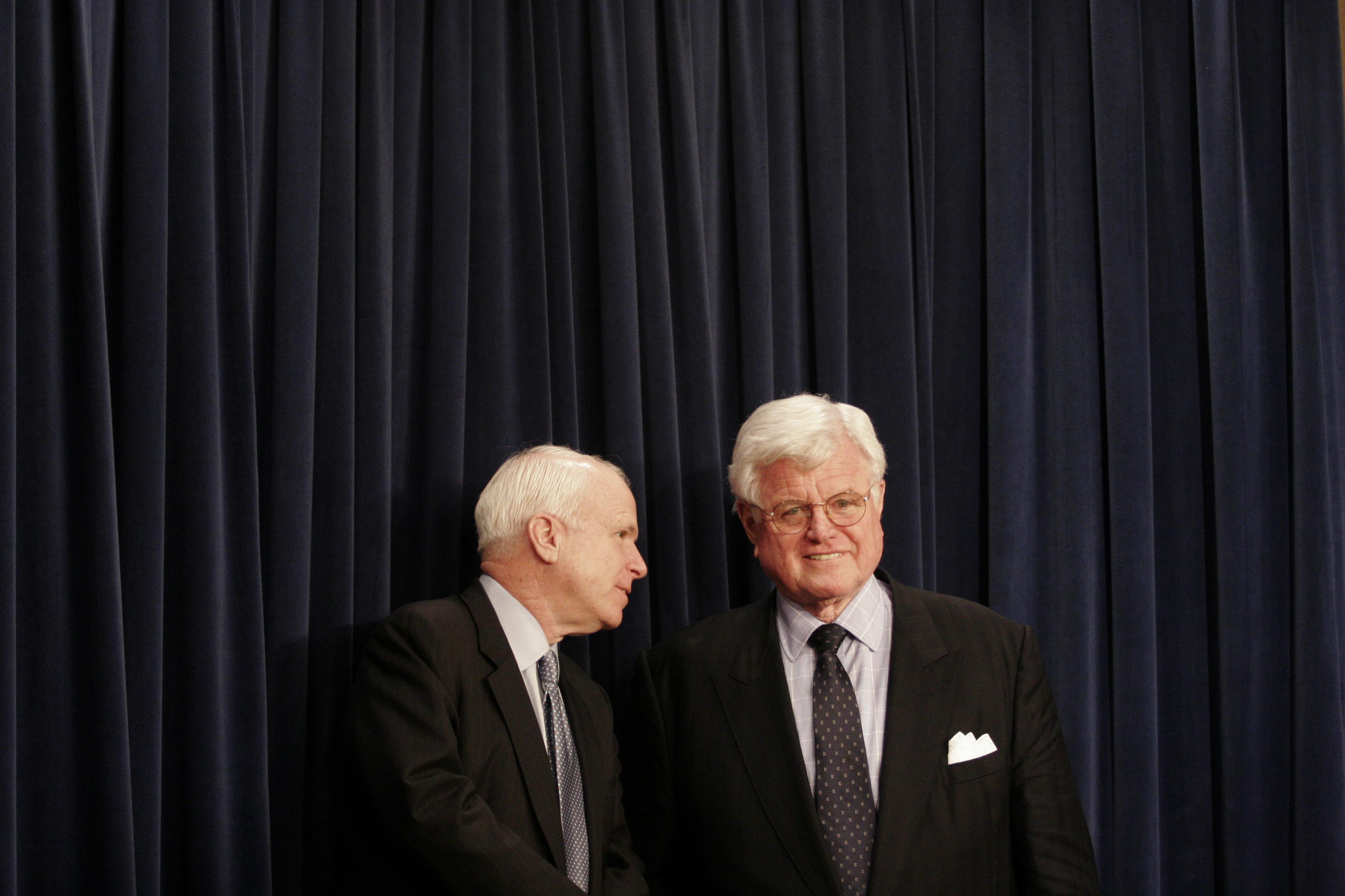 What today's senators can learn from Ted Kennedy