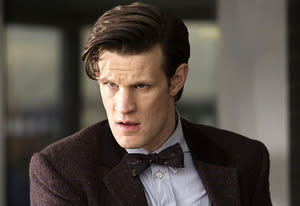 Matt Smith | Photo Credits: BBC