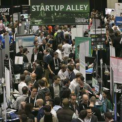 Hey VCs, Here Are The Companies On Display In Startup Alley At Disrupt London