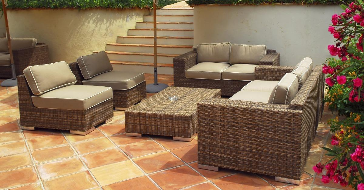 Is It Time For New Patio Furniture?