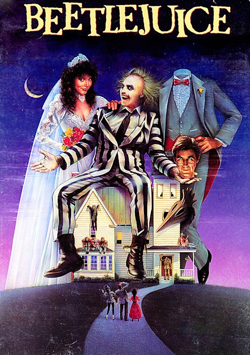 beetlejuice analytical review 10 of michael keaton's greatest movies nathanael arnold google+ twitter more articles seek help from an obnoxious wisecracking ghost named beetlejuice.