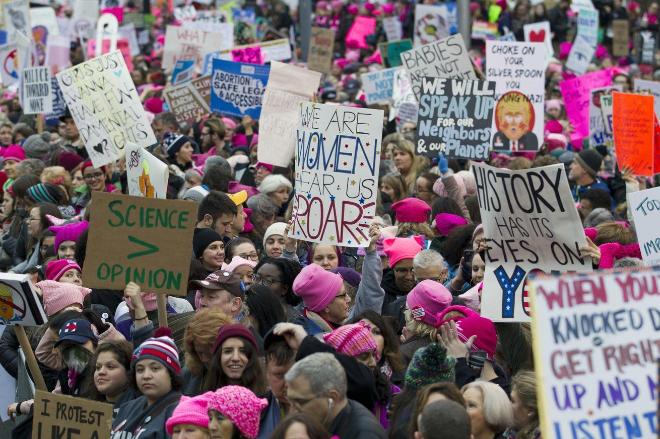 Women's March on Washington time, where to watch live, and what to expect