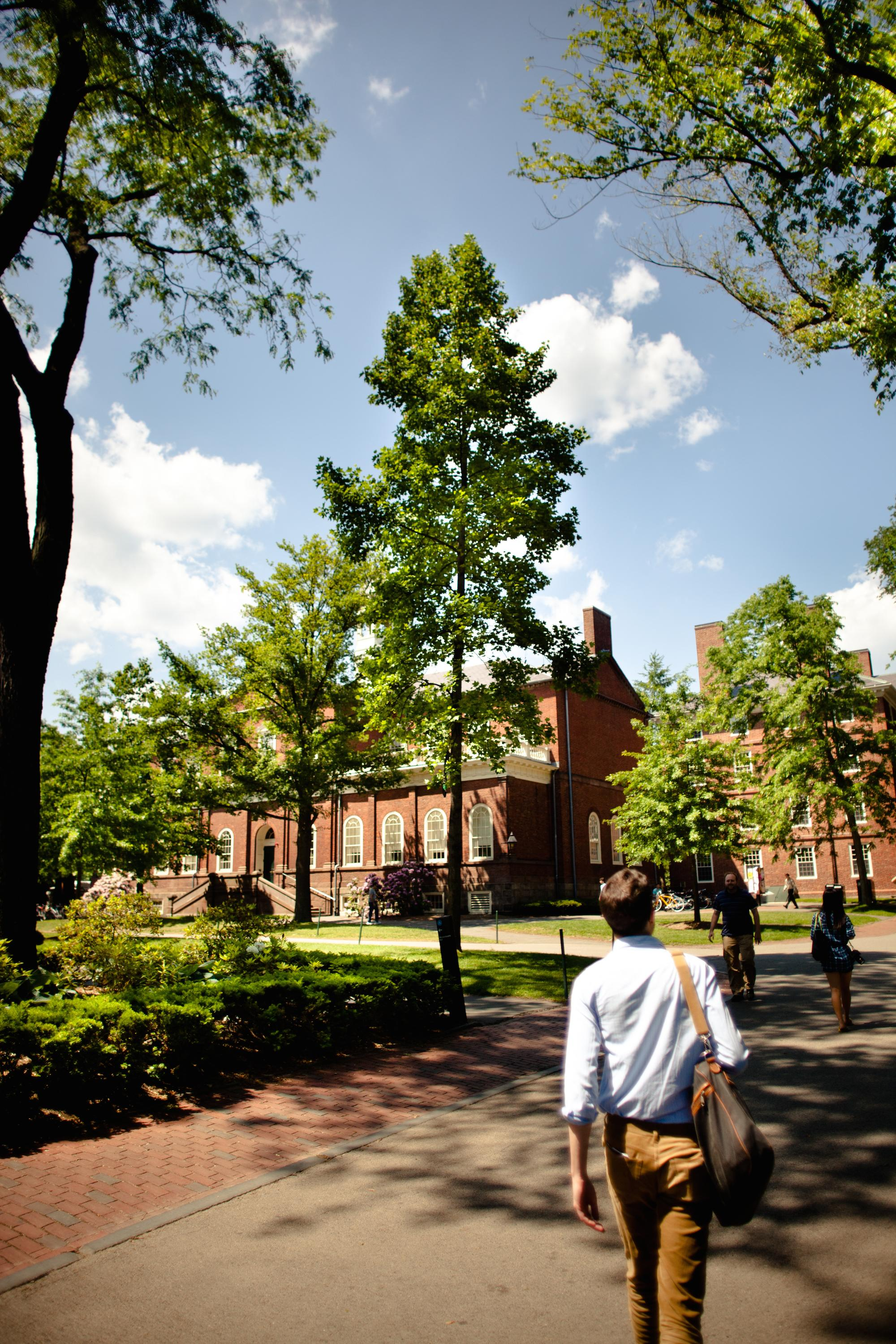 A Harvard student who was allegedly raped describes a disturbing trend among her peers