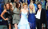 Spice Girls Reunite As Their Musical Opens