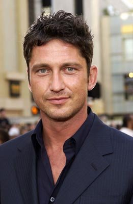 Gerard Butler at the LA premiere of Paramount's Lara Croft Tomb Raider: The Cradle of Life