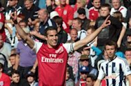 Campbell warns Arsenal it will take a £100m spree to stop Van Persie leaving