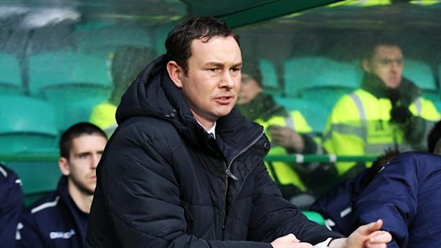 Derek Adams is proud of the progress Ross County are making