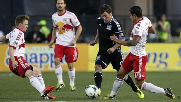 New York Red Bulls' Dax McCarty hoping for more consistency on encroachment calls