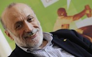 President of Slow Food Carlo Petrini