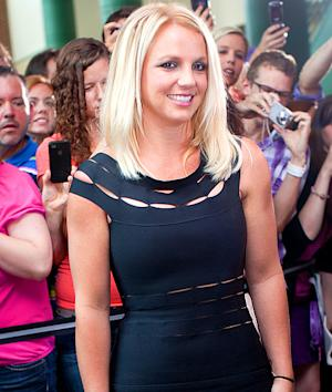 Britney Spears Walks Off X Factor Set Following Drag Tribute