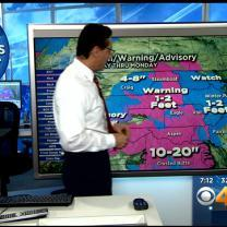 Saturday Forecast: Mild In Denver, Snow In Mtns