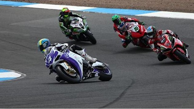 Superbikes - Successful return to British Superbike action for Linfoot
