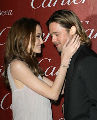 Brad Pitt and Angelina Jolie 'To Have Ponies And Elephants At Their Wedding'!