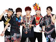 B1A4 to hold concert for traditional markets