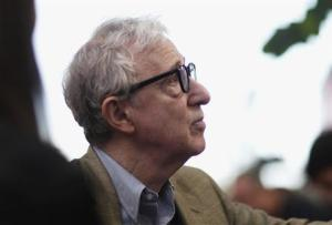 """File photo of director Woody Allen at the premiere of """"To Rome with Love"""" during the opening night of the Los Angeles Film Festival in Los Angeles"""