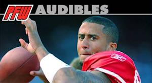 Insider: Kaepernick faster than any other NFL QB
