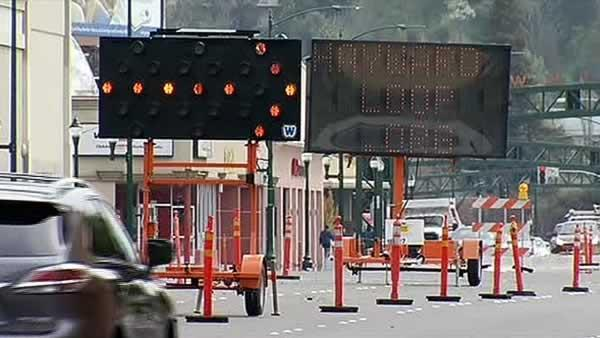 Final phase of Hayward traffic loop begins Friday