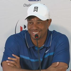 Tiger Woods talks about being named Ryder Cup assistant Captain