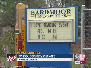 Sandy Hook massacre prompts Tampa Bay area school security upgrades