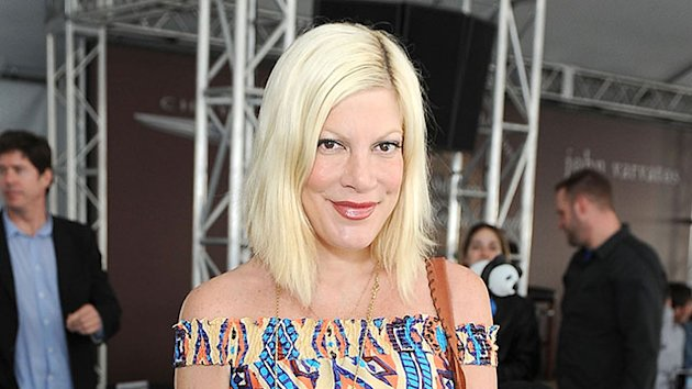 Tori Spelling Slams Divorce Report