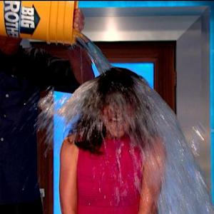 Julie Chen Nominates All 195 'Big Brother' Contestants for ALS Ice Bucket Challenge