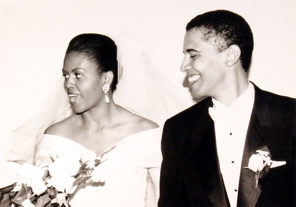 Michelle Obama publica fotos familiares en Pinterest