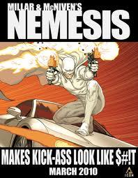 Mark Millar Raving Over Carnahan Clan Adaptation Of 'Nemesis'