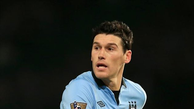 Gareth Barry insists Manchester City's confidence is high