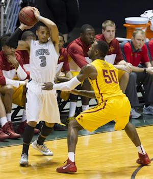 No. 14 Iowa State cruises past Akron 83-60