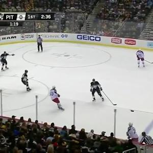 Columbus Blue Jackets at Pittsburgh Penguins - 03/01/2015