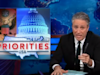 Jon Stewart Says the DOJ Should Go After Wall Street Instead of Potheads