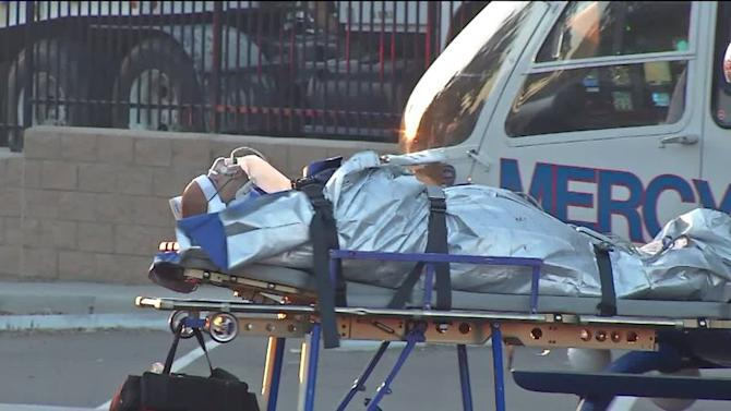Off-Duty Cop Loses Leg After Crash With Teen