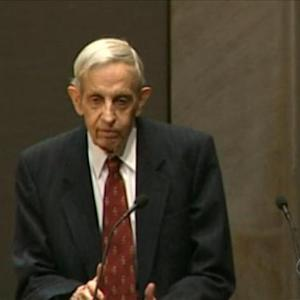 """Beautiful Mind"" John Nash dies at 86"