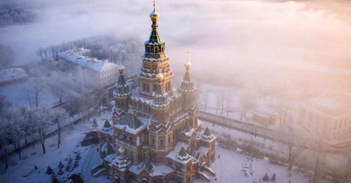 22+ Stunning Drone Photos From Around The World