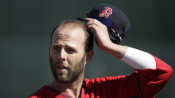 Pedroia feels fine 3 months after thumb surgery