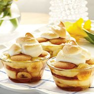 Caramelized Banana Pudding