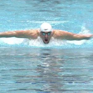 Michael Phelps eyes Olympics