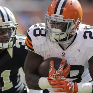 Terrance West to start in place of injured Ben Tate
