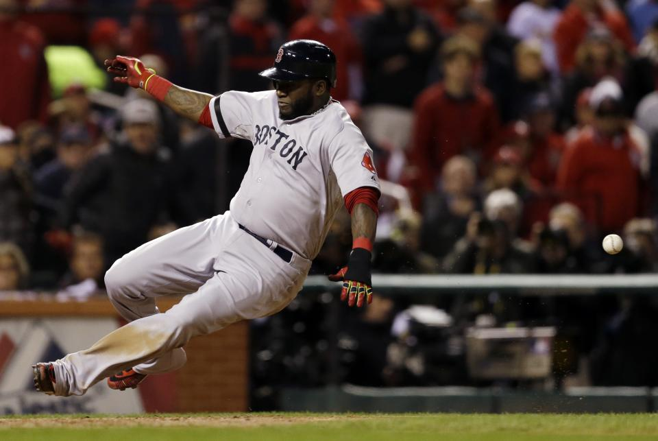 Papi Persuasion: Ortiz revs Red Sox with bat, bark