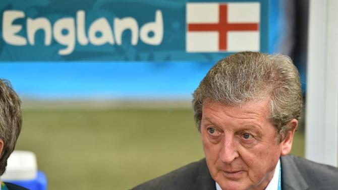 England's coach Roy Hodgson, pictured during their Group D match against Costa Rica, at The Mineirao Stadium in Belo Horizonte, Brazil, during the FIFA World Cup, on June 24, 2014