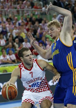 Croatia, Lithuania reach Euro basketball semis
