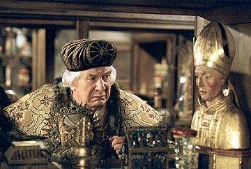 Peter Ustinov in R.S. Entertainment's Luther