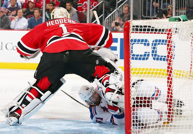 New York Rangers v New Jersey Devils