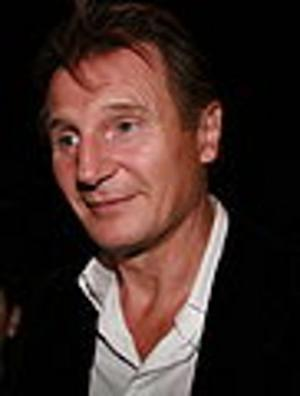 Liam Neeson will portray Zeus in the 2010 'Clash of the Titans'.