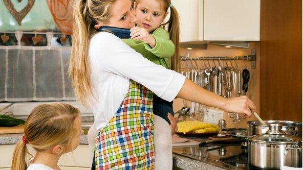 The Single Mom Dilemma—Low Pay, High Pressure